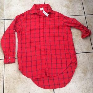Sundry oversized shirt size 1/S